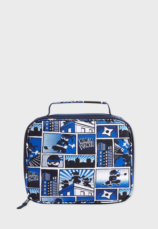 Ninja Lunch Bag