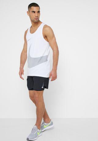 5b765c1d34c044 Shop Nike blue Jordan Jumpman Shimmer Shorts AJ1122-486 for Men in ...