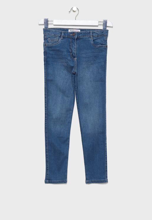 Teen Slim Fit Jeans