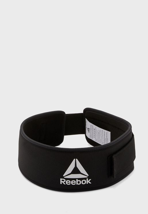 Logo Weightlifting Belt