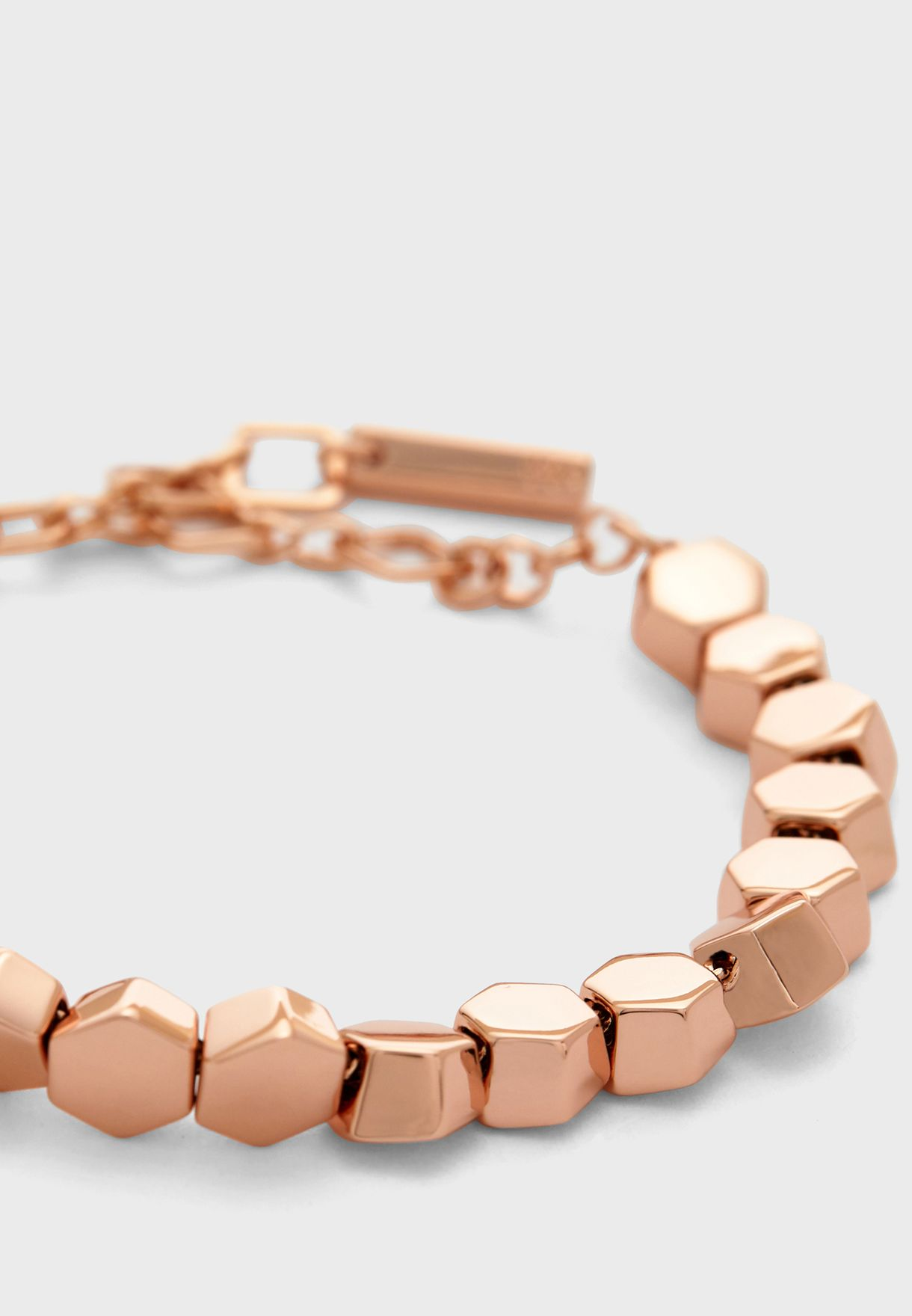 Mosaic Beaded Bracelet