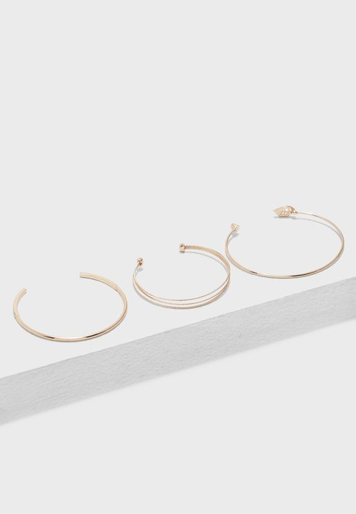 Seviliwia Bracelets Set