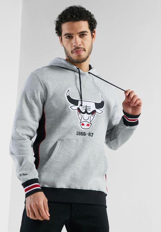 Chicago Bulls Pinnacle Fleece Hoodie