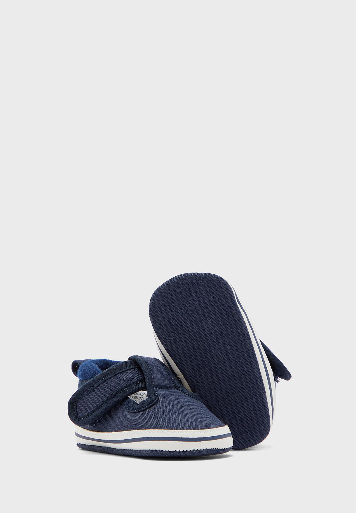 Infant Single Strap Booties