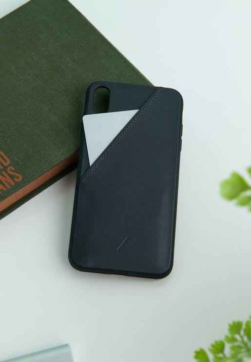 Clic Card Iphone X & Xs Max Case