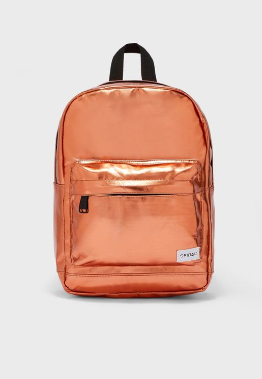Mini Shimmer Backpack