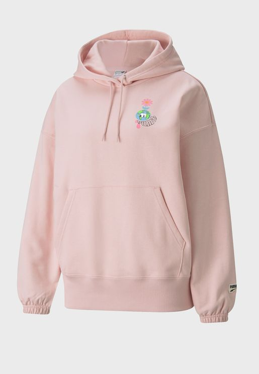 Downtown Graphic Hoodie