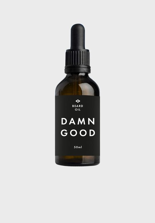 Damn Good - Beard Oil 50ml