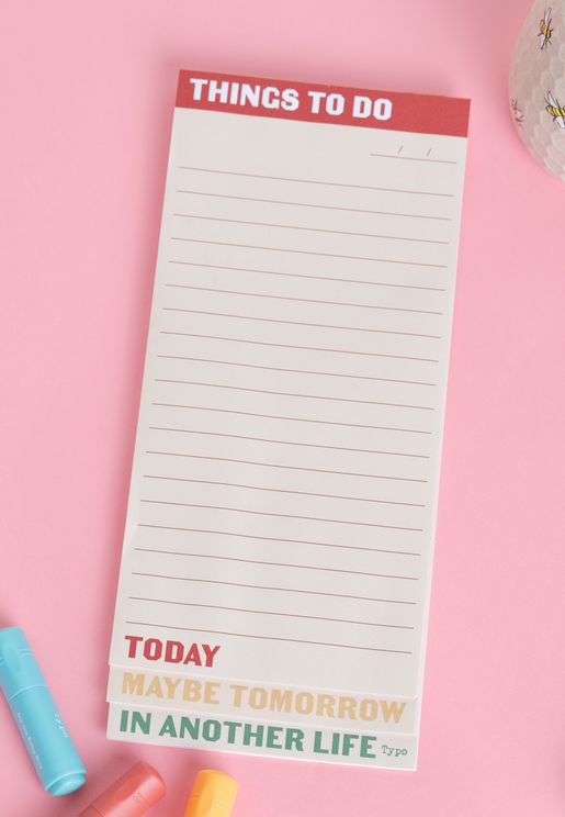 دفتر ملاحظات مغناطيسي