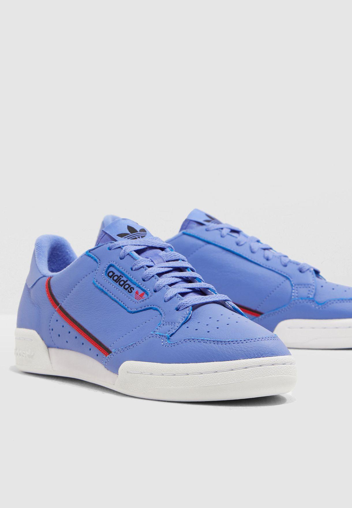 adidas Originals blue Continental 80