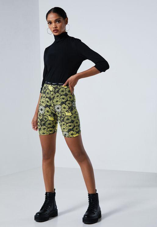 Uptown AOP Shorts
