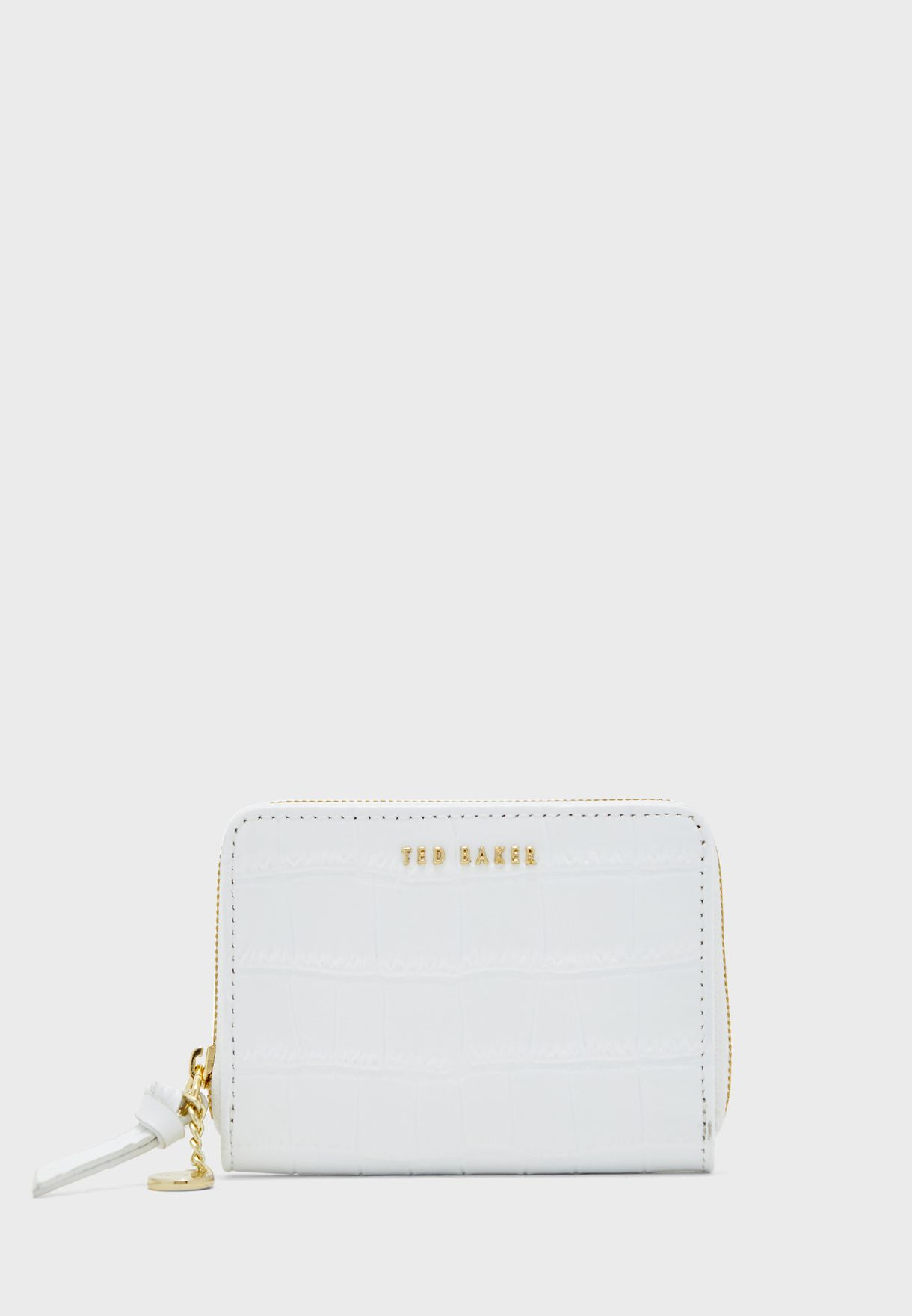Exotic Effect Zip Through Purse