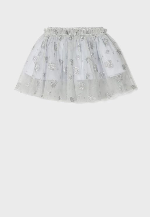 Infant Minnie Mouse Tulle Skirt