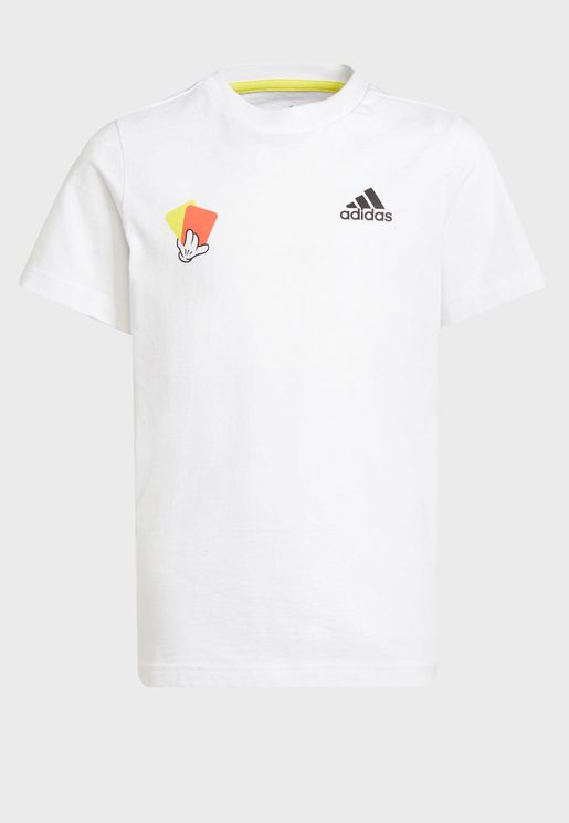 Youth Mascot Number T-Shirt