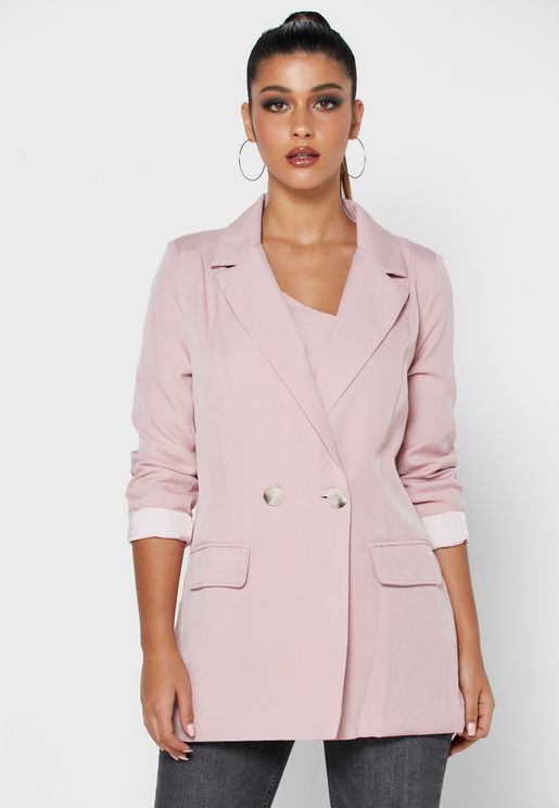 Tailored Blazer Co Ord
