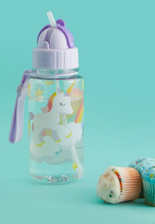 Wonderland Water Bottle