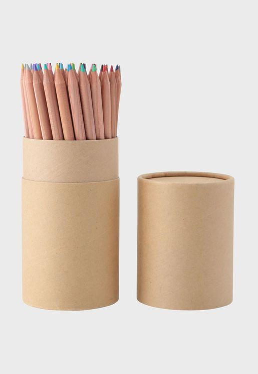 60 Colors Pencil