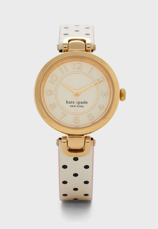 Rainey Park Analog Watch