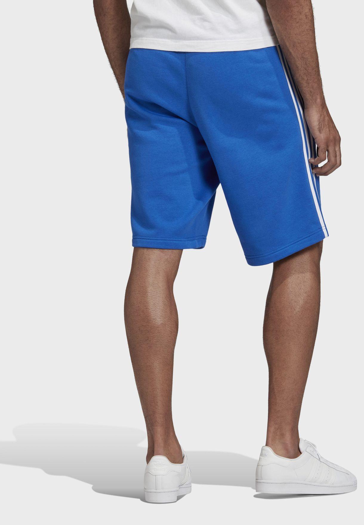 3 Stripe 3D Trefoil Shorts