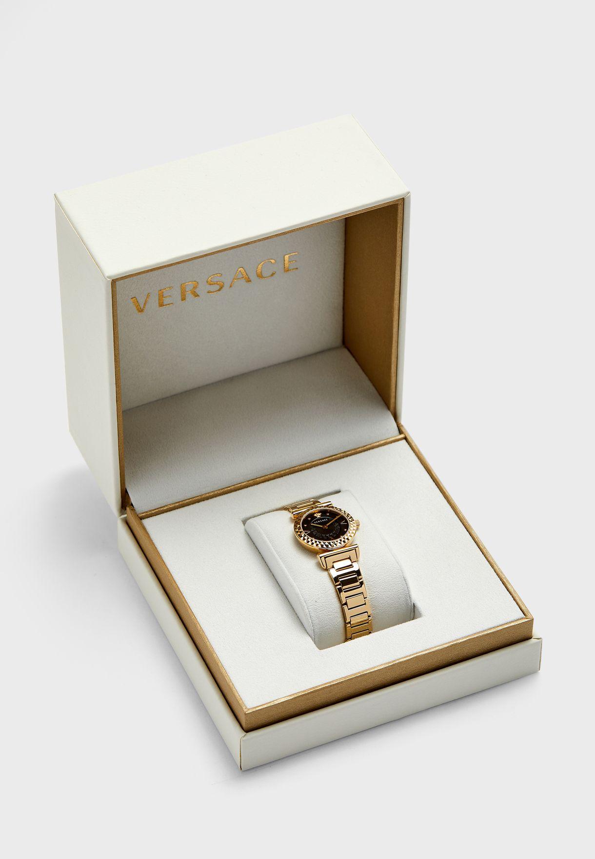 Mini Vanity Analog Watch
