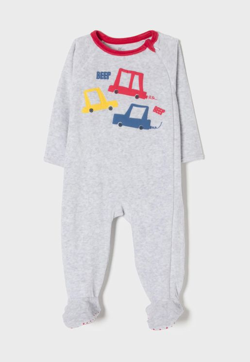 Infant Graphic Onesie