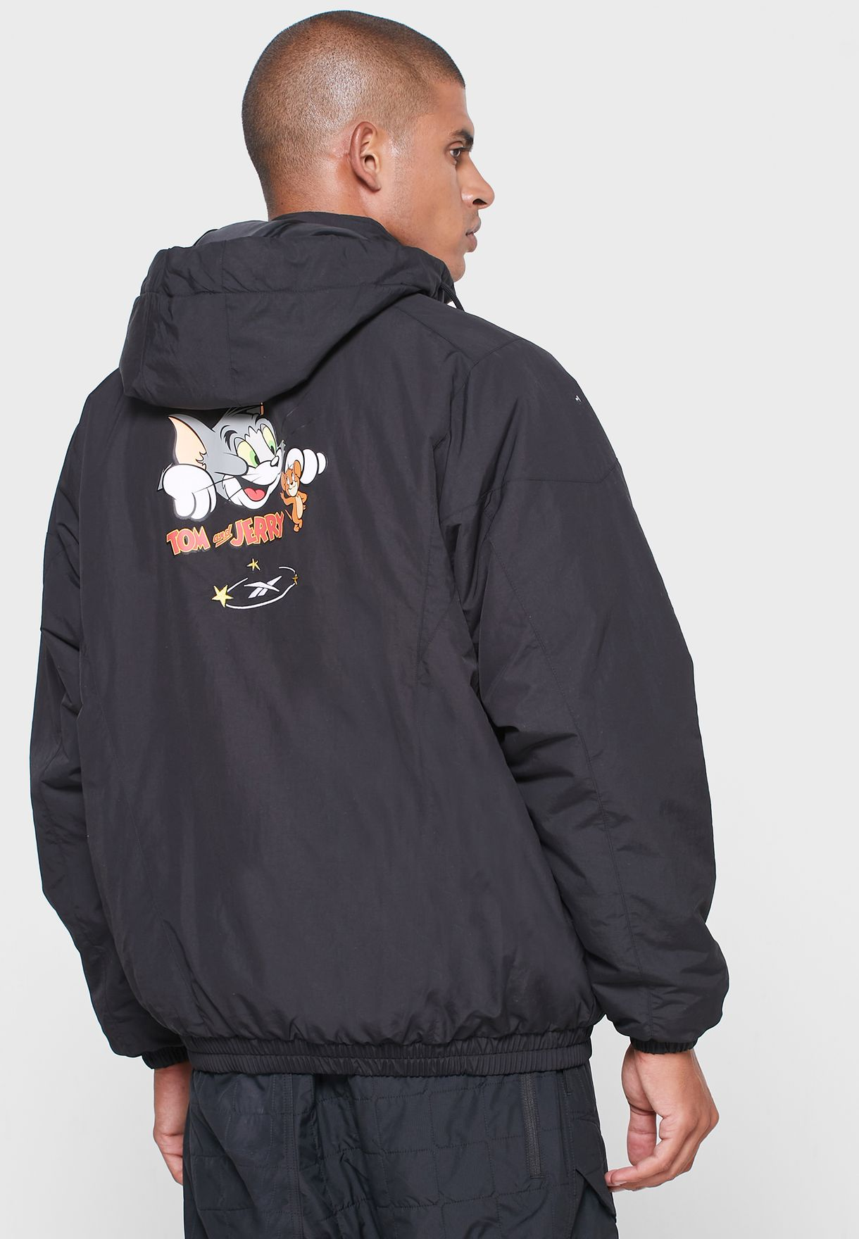 Tom & Jerry Woven Jacket