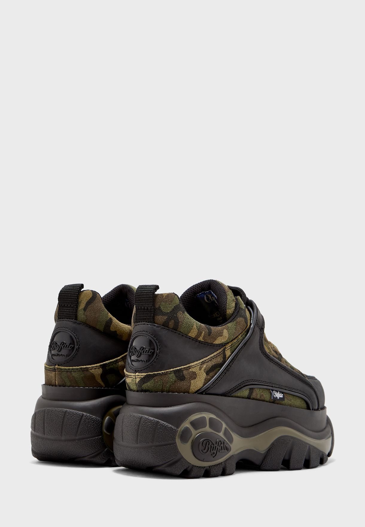 Buffalo Classic Retro Chunky Sneaker