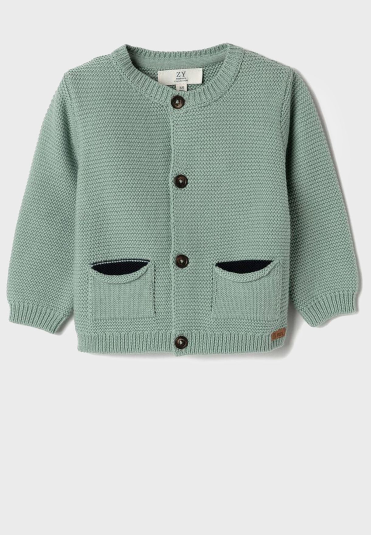Infant Button Down Sweater