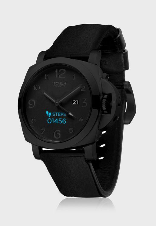 ساعة آي توتش الذكية - صناعية