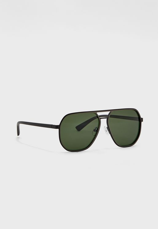Polarized Oversize Sunglasses