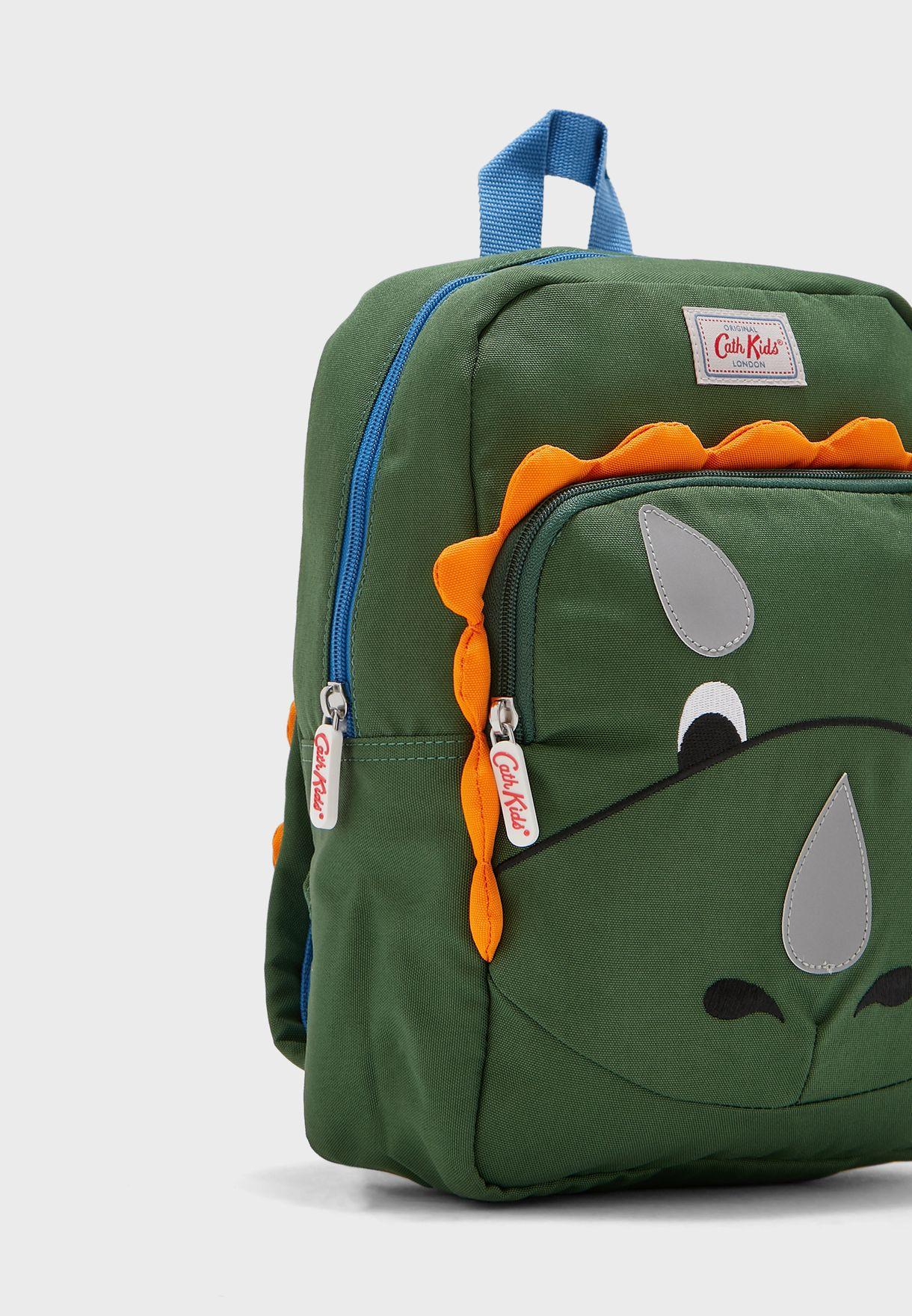 Kids Solid Backpack