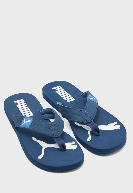 Cozy Flip-Flops