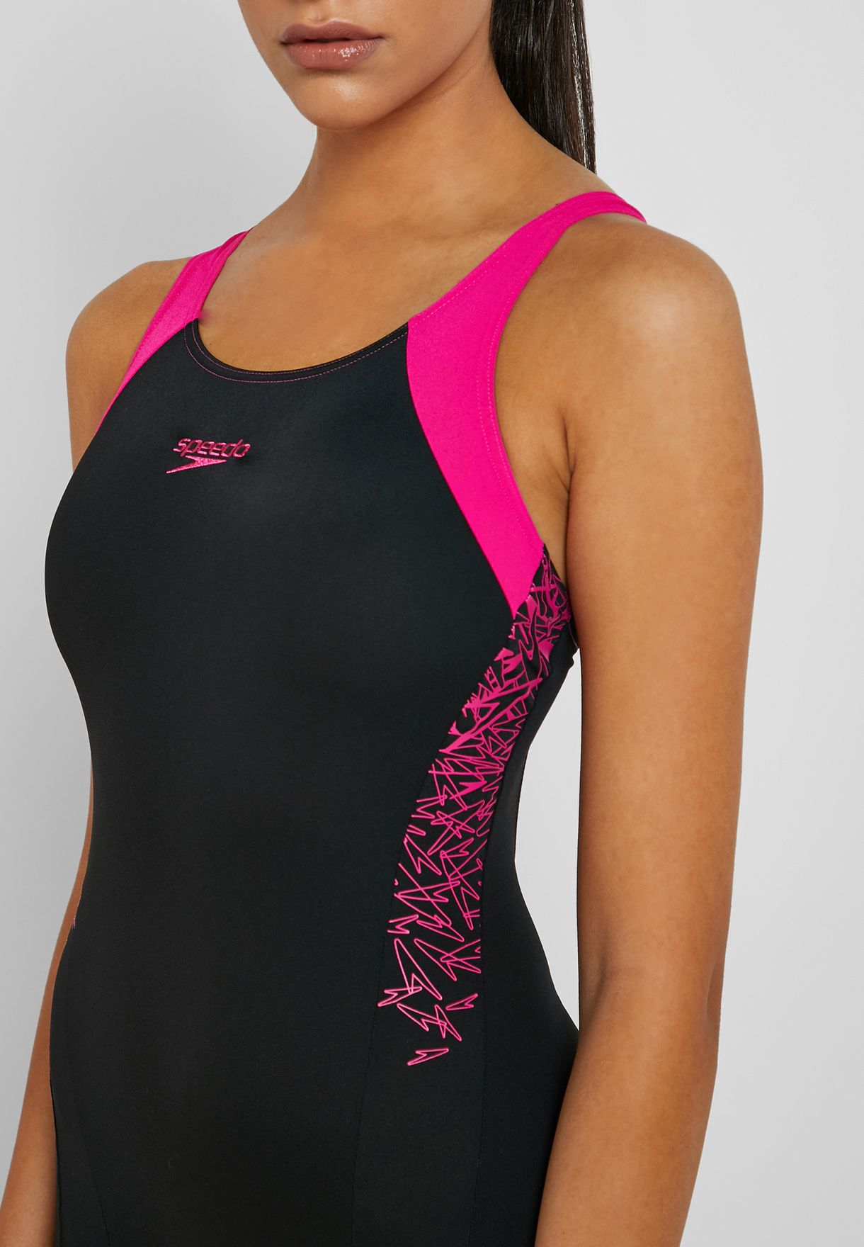 Boom Splice Swimsuit