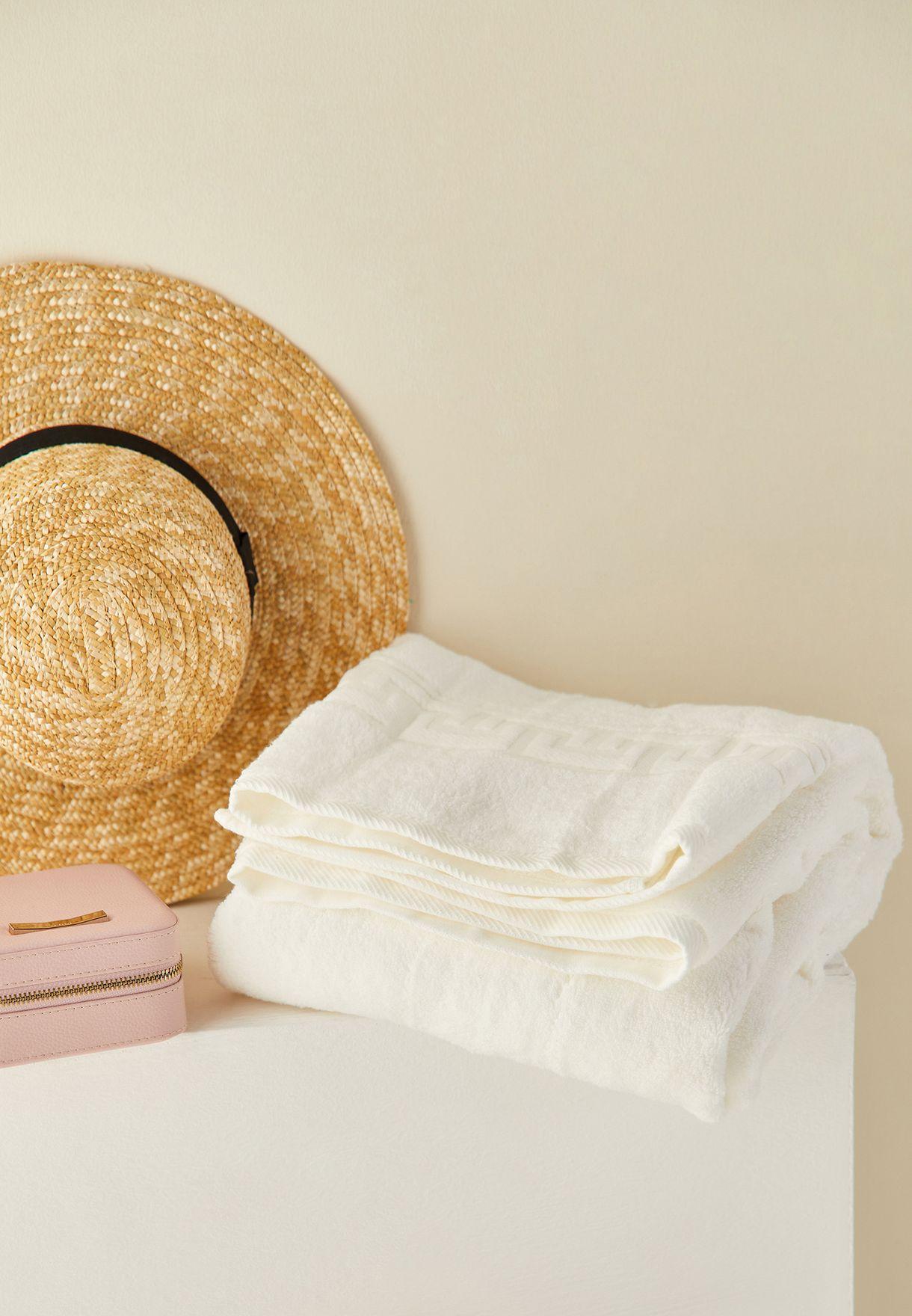 White Bath Towel 80*160cm