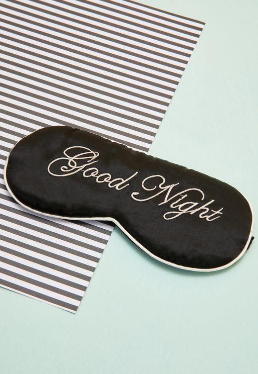 Good Night Eye Mask