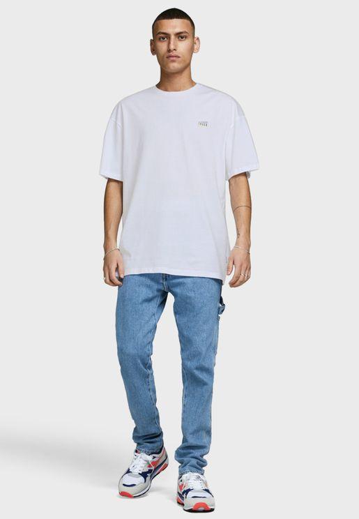 Ventura Box Fit Crew Neck T-Shirt