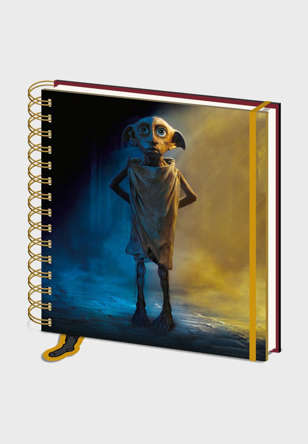 Harry Potter Dobby Notebook