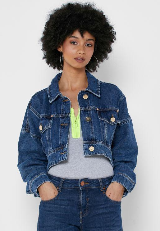 Stevi Crop Jacket
