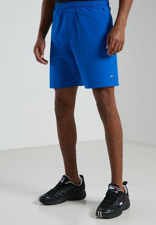 "7"" Logo Shorts"