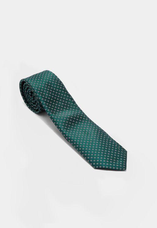 ربطة عنق منقطة