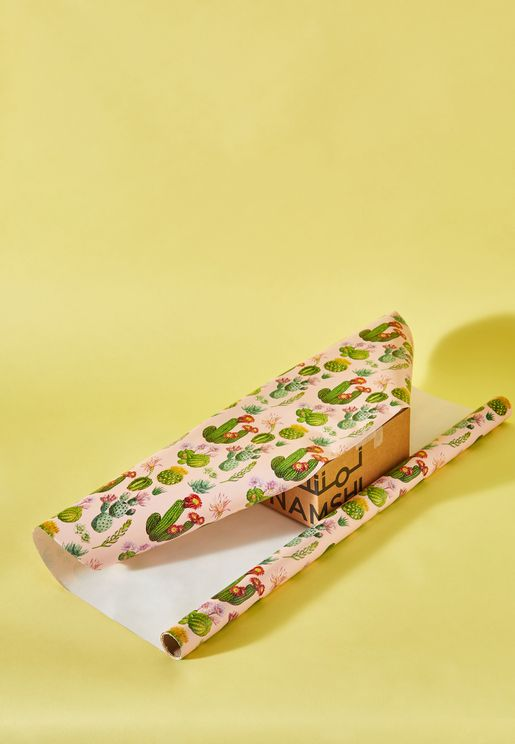 Floral Roll Wrap