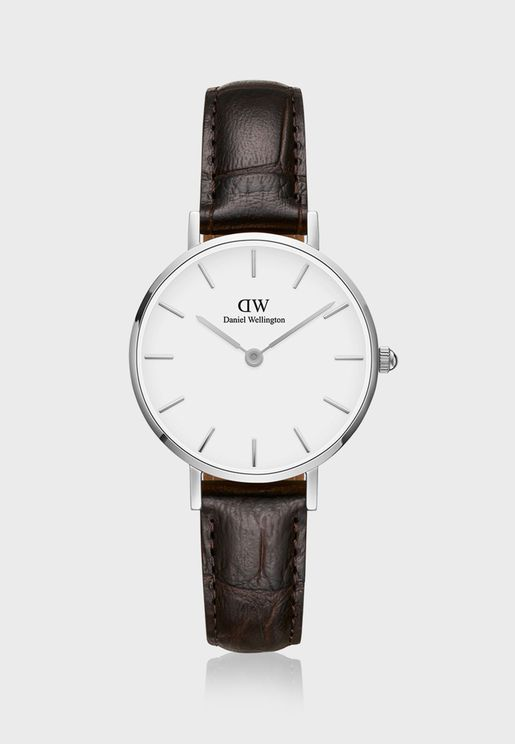 Petite 28 York Analog Watch