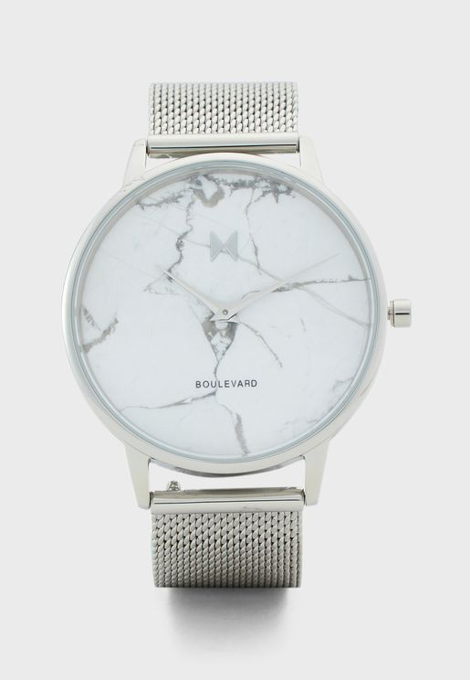 Boulevard Analog Watch