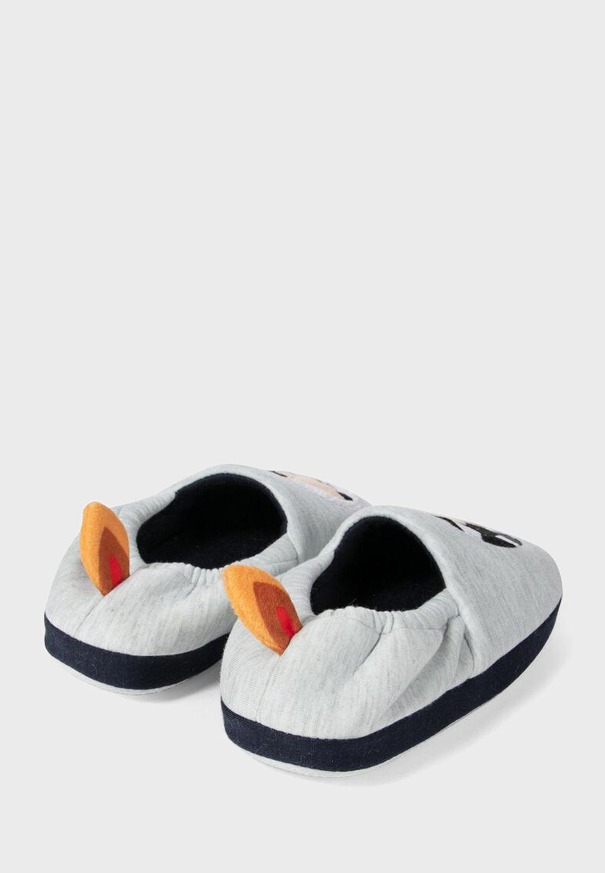 حذاء ميكي ماوس للاطفال