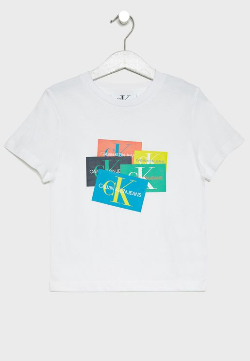 Little Monogram T-Shirt