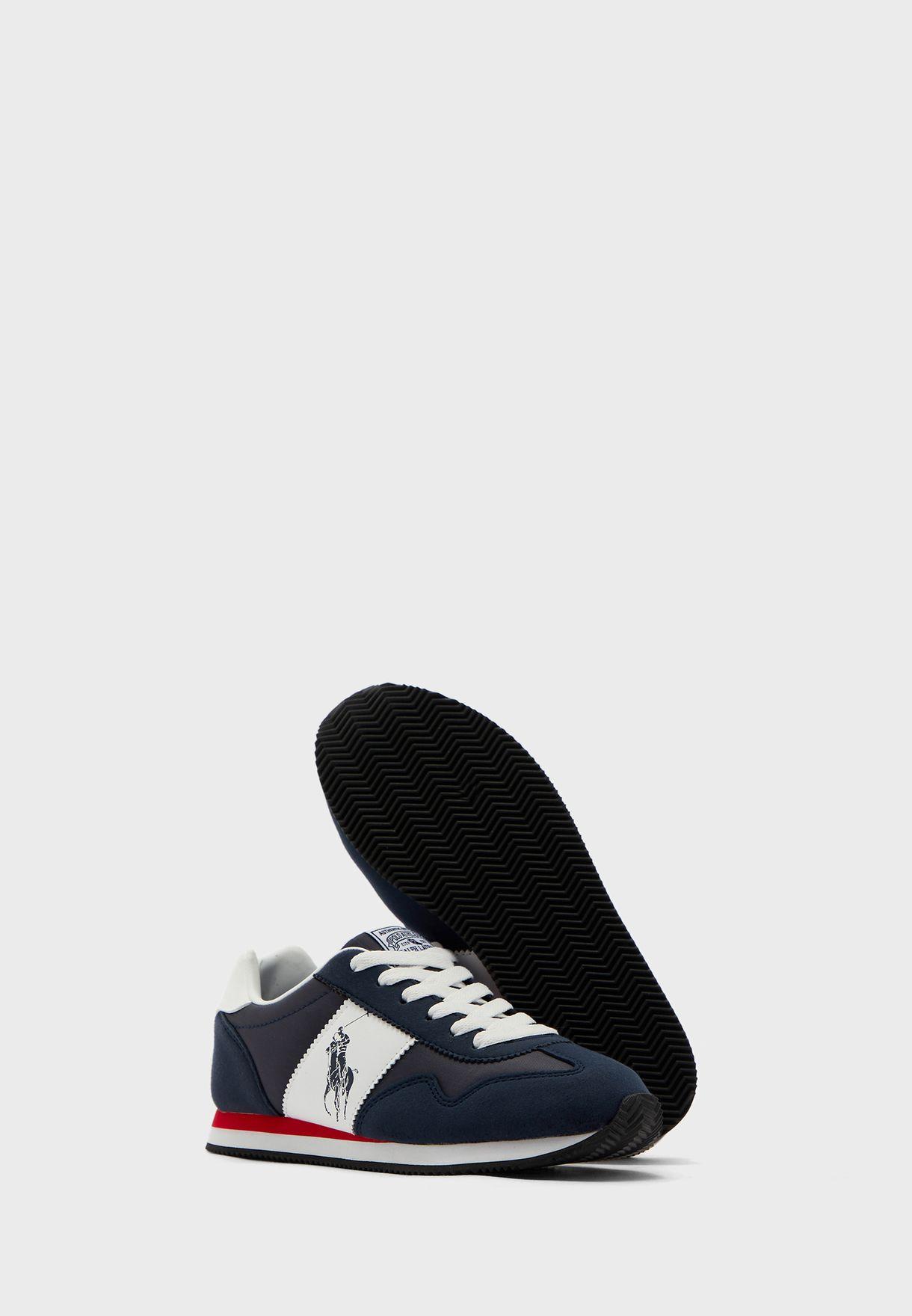 Teen Logo Sneaker