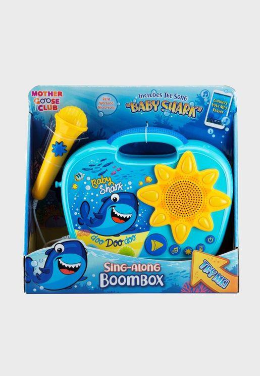 Baby Shark Sing Along Boombox