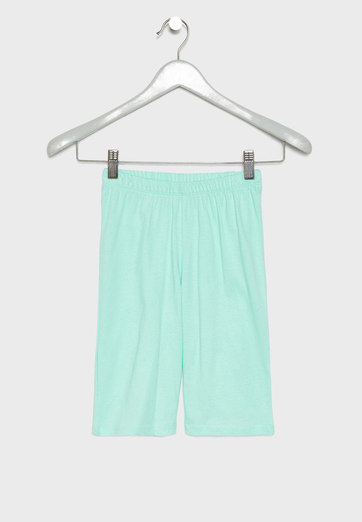 Little Starfish T-Shirt + Shorts Set