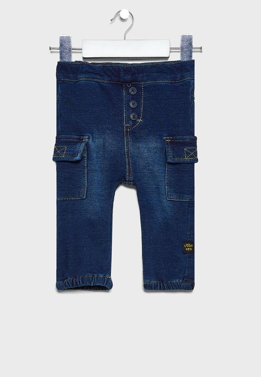Infant Romeo Jeans