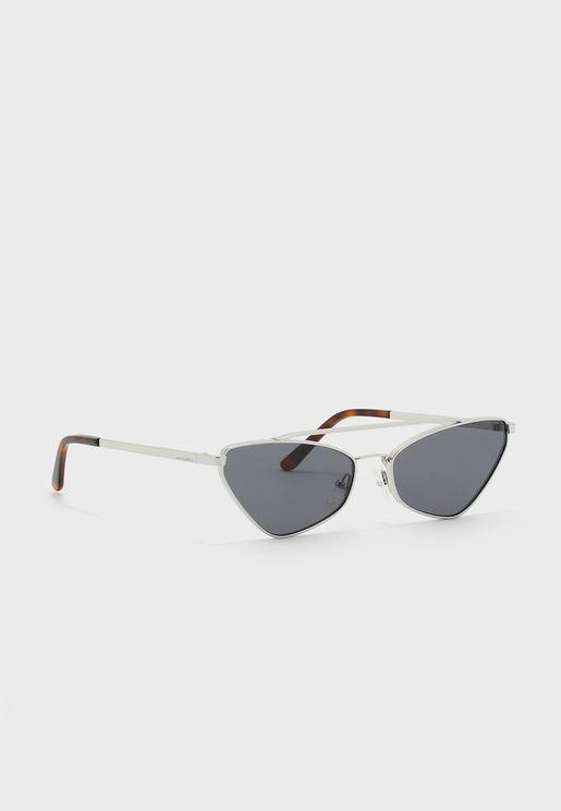 KL313S Brow Bar Sunglasses